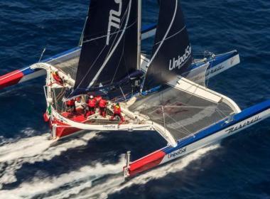 RUTA DEL TÉ. Maserati cruza las Canarias en tiempo de récord