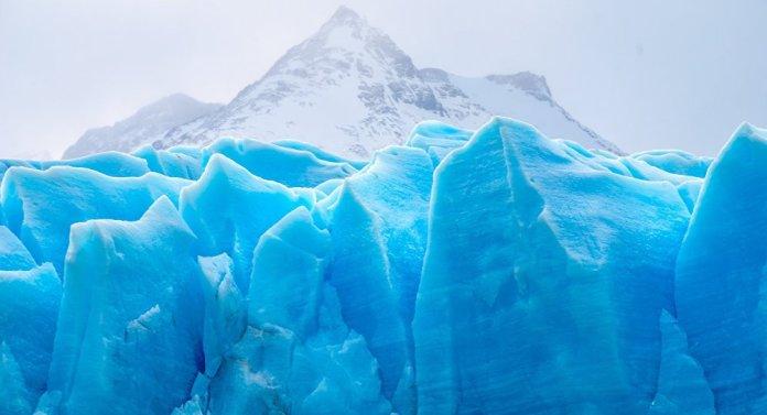 Pirámides y una base secreta nazi en la Antártida
