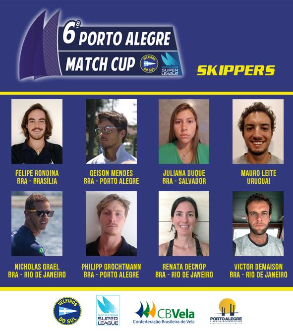 6ª Porto Alegre Match Cup