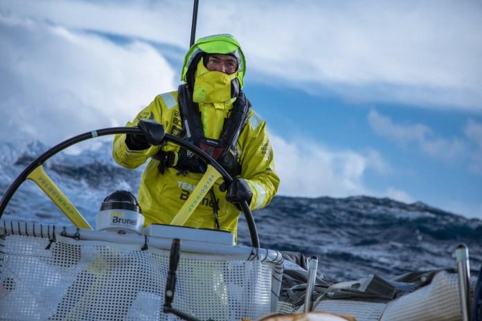 Volvo Ocean Race. La flota apunta a Cabo de Hornos
