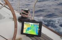 las aplicaciones móviles en la navegación