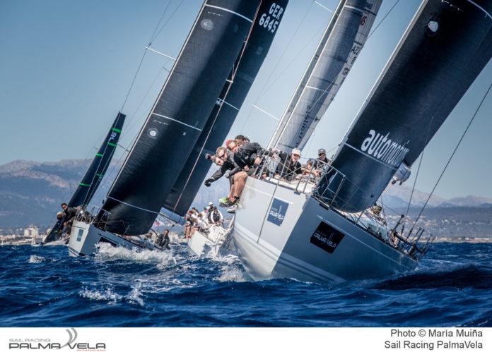 Nautor's Swan con clase propia en la 15º Sail Racing PalmaVela