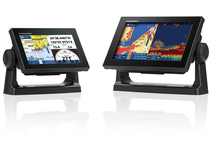 Furuno lanza dos pantallas multifunción táctiles