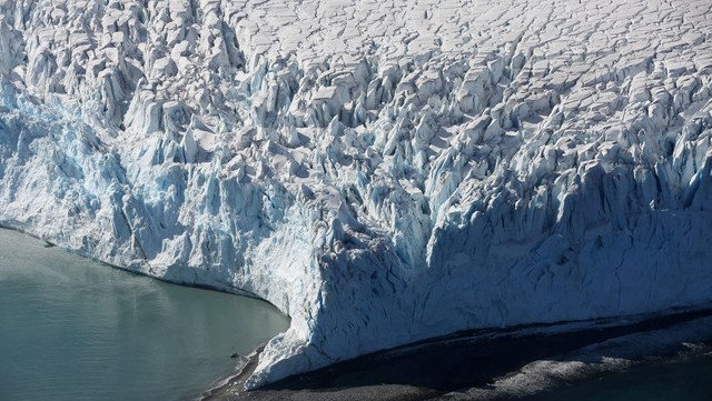 Glaciares antartida