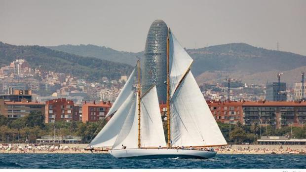 regata Vela Clásica Barcelona