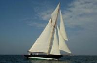 Cómo reconocer un velero, el cutter