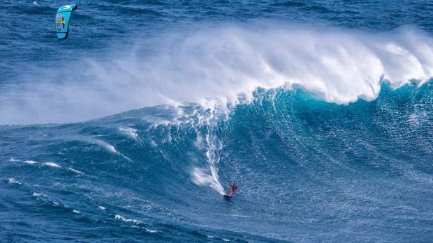 Gisela Pulido se lanza al Big Wave Challenge
