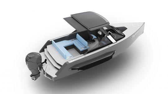 Iguana Yachts 31 Conmuter