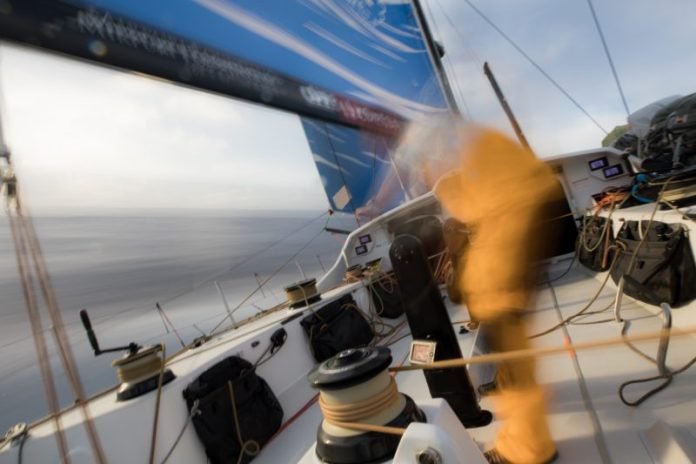 Volvo Ocean Race. Pelea igualadísima en el noreste de Brasil
