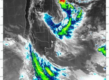 Sigue el mal clima: alerta por tormentas con lluvias y