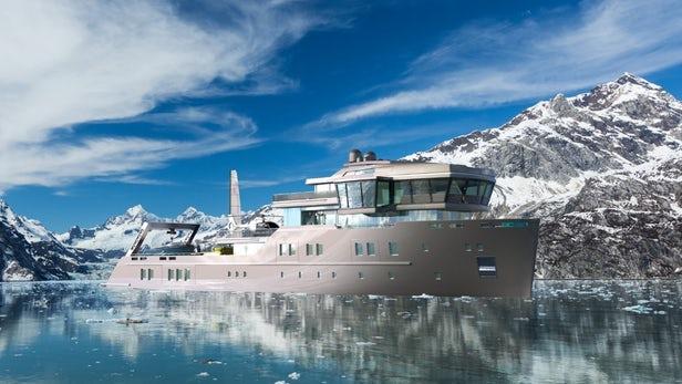 Ida Pfeiffer Ice Yacht: Pura Alma Exploradora