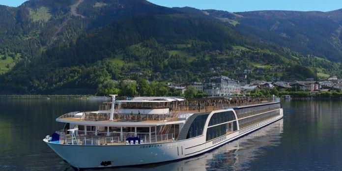 Amamagna será el crucero más espectacular del Danubio.