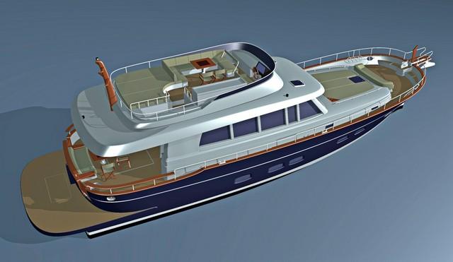 Menorquín 68 FB de Sasga Yachts