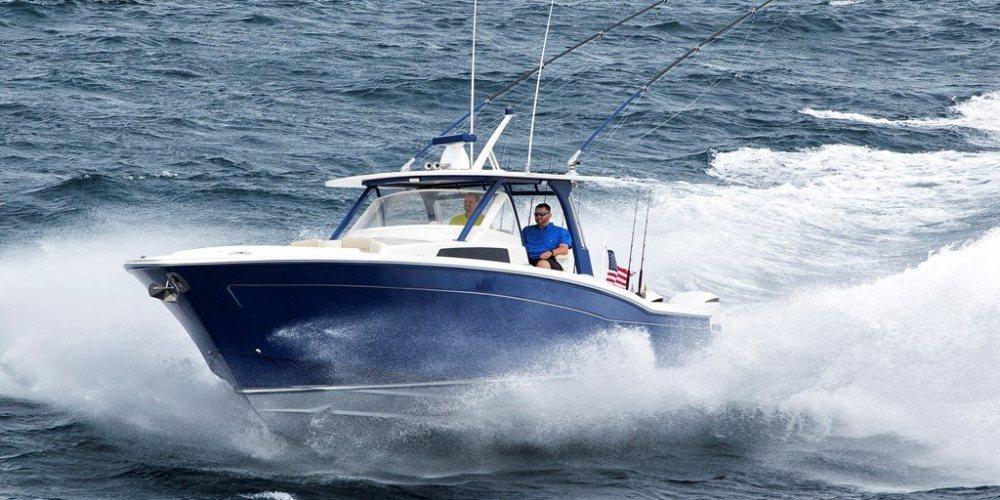 Sea Force IX 41.5: una máquina de pesca real