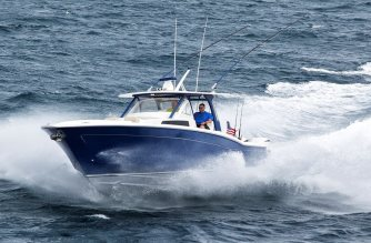 Sea Force IX 41.5: una máquina de pesca real
