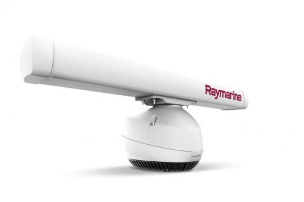 Radar náutico de alto rendimiento Raymarine Magnum