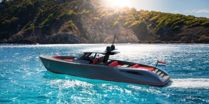 Wajer 55 S, un nuevo y espectacular yate deportivo.