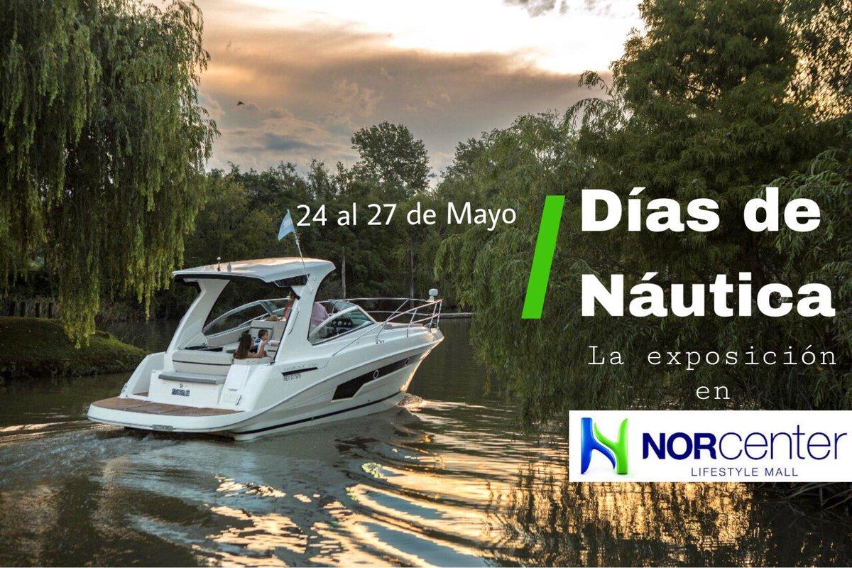 """Exposición Náutica """"Días de Náutica"""" en Norcenter"""