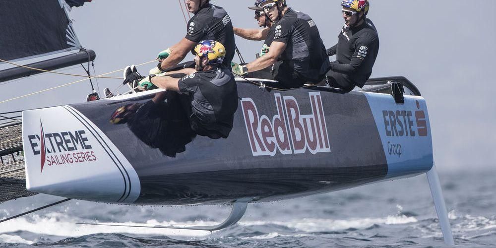 Extreme Sailing Series Barcelona día 2.