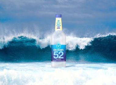 OCEAN 52, la bebida saludable del océano profundo.