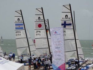 48th Youth Sailing World Championships