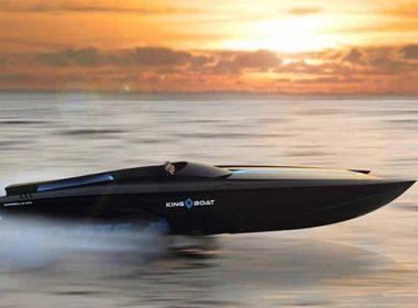 catamarán Bagheera 50 GTS