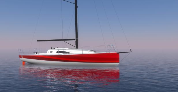 Yate Clase J: nuevo modelo de J Boats... el J99