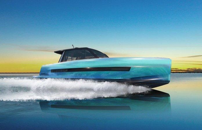 Fjord 44 Coupé presentado en el Festival de Cannes Yachting