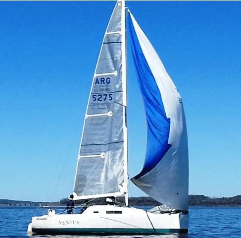 Regata aniversario del Yacht Club Posadas