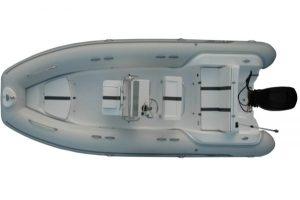 Semirrígidos AB Inflatables. Nuevo Oceanus 19 VST