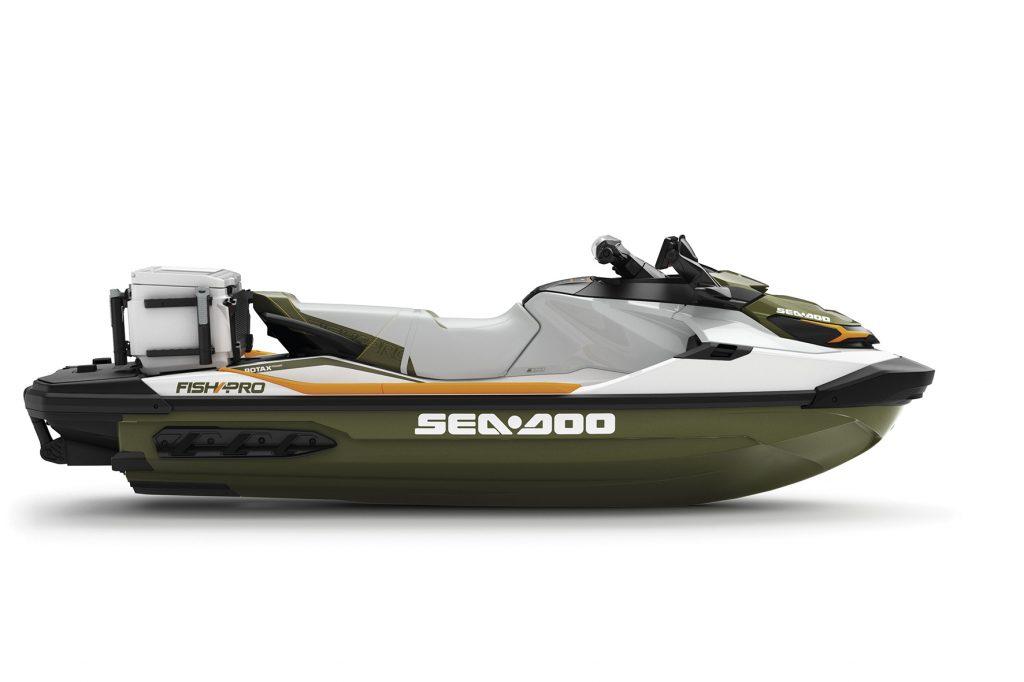 Sea-Doo FISH PRO, Jet Ski para pescar