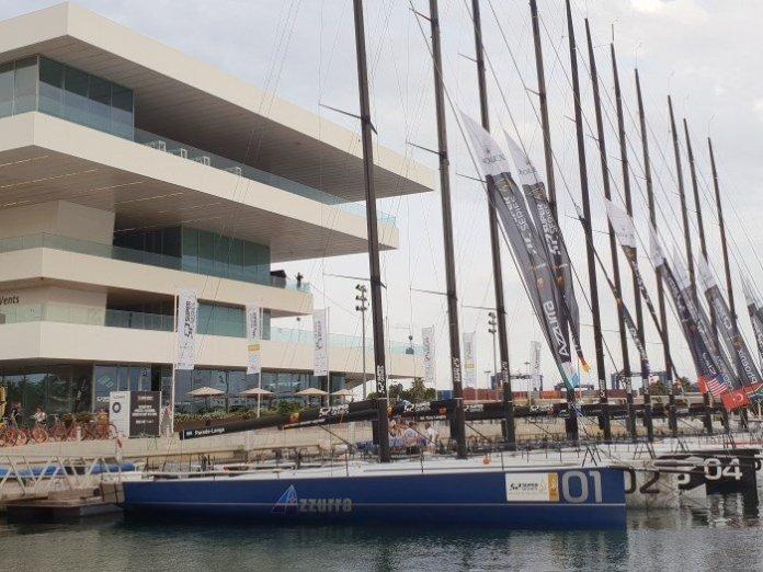 Azzurra en Valencia para la etapa final de la 52 Super Series