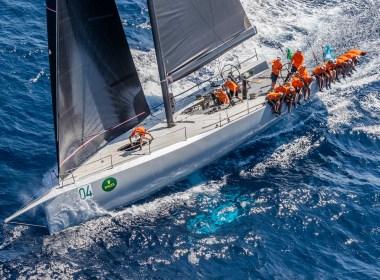 Finalizó La 29ª edición de la Maxi Yacht Rolex Cup