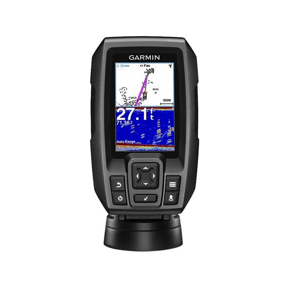 Ecosonda Garmin Striker 4