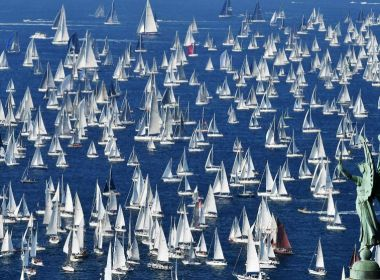 Barcolana, la regata multitudinaria