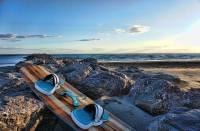 Tablas de kitesurf de madera