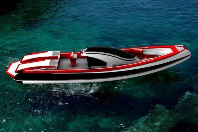 Wimbi Boats 12 metros.