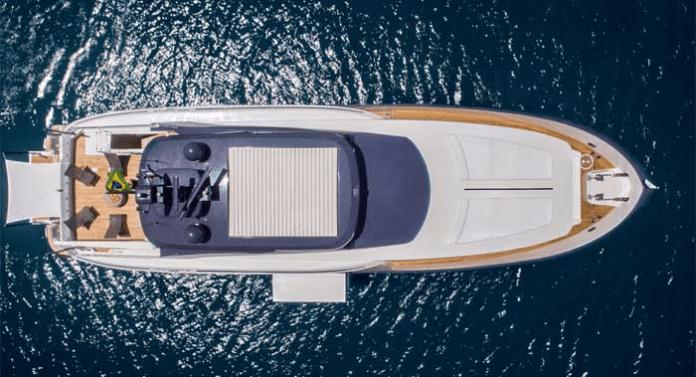 MCP Yachts en Aluminio