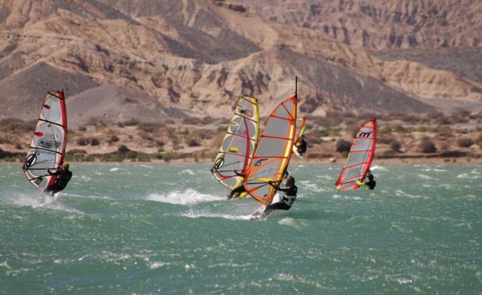 Tour Argentino de Windsurf en Cuesta del Viento
