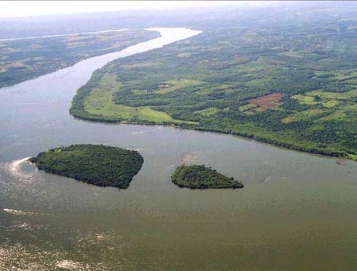 ríos Paraná y Uruguay están contaminados