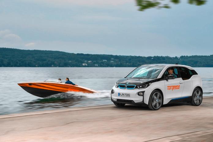 Torqueedo BMW