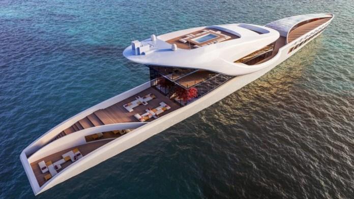Megayate HOP de Iddes Yachts
