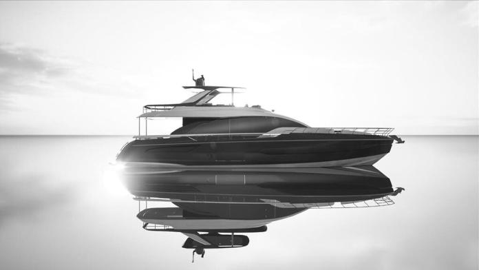 Azimut Yachts AZ 78 Flybridge