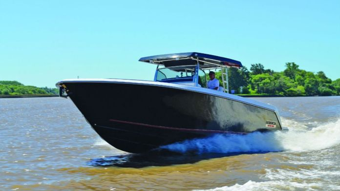 Herencia Custom Boat by Hardcraft