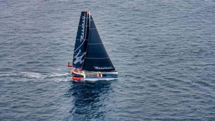 Giovanni Soldini finalizó la regata Transpac Race