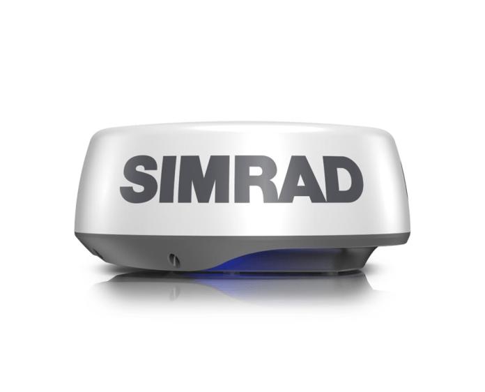 radares HALO de Simrad y B&G
