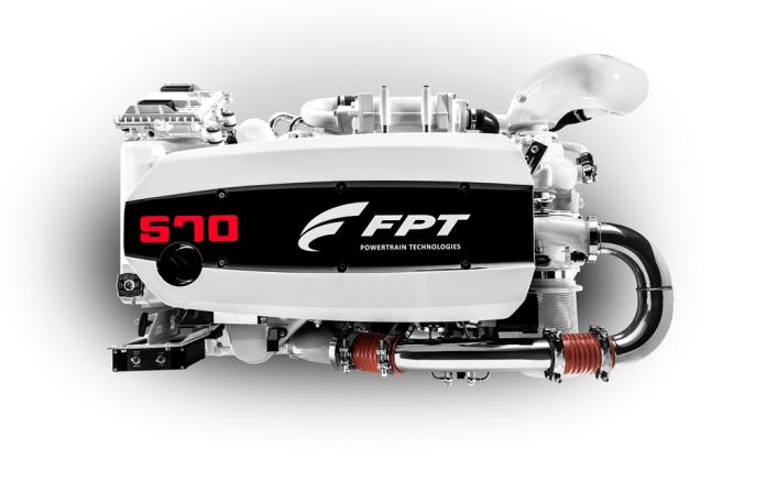 Motores marinos FPT y Yanmar