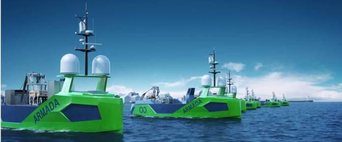 Naves autónomas