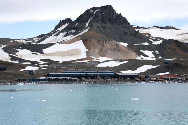 Ola de calor en la Antártida