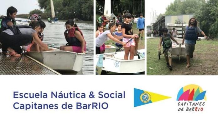 ESCUELA NÁUTICA Y SOCIAL: CAPITANES DE BARRIO